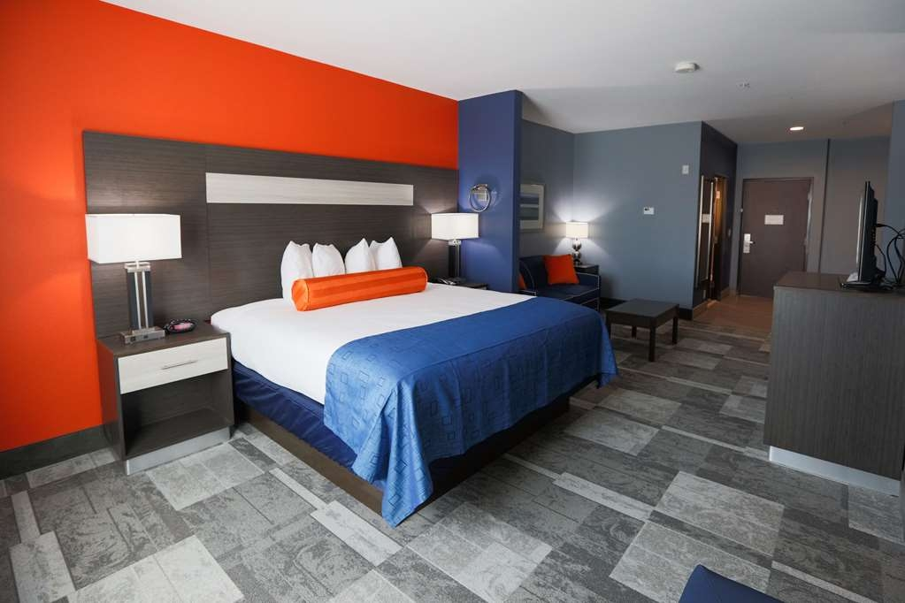 Best Western Plus Wewoka Inn & Suites - Suite