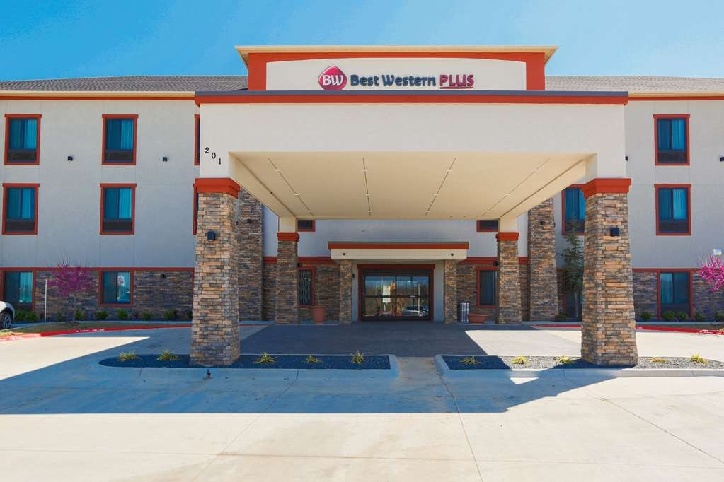 Best Western Plus Wewoka Inn & Suites - Exterior view