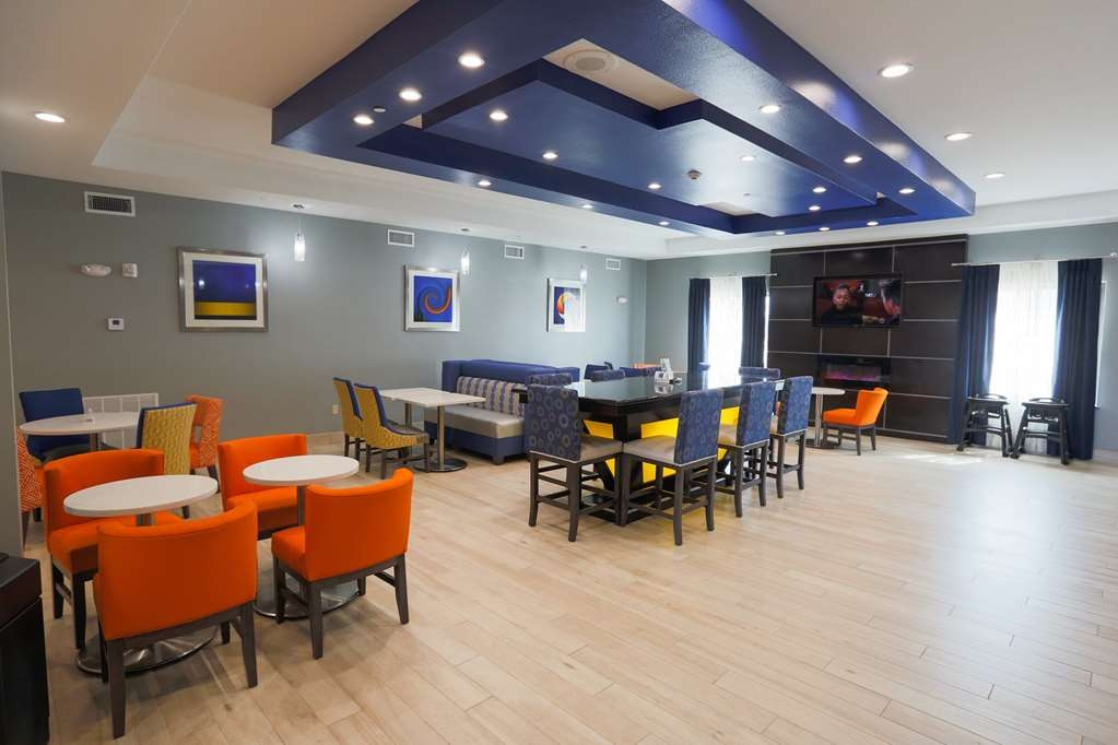 Best Western Plus Wewoka Inn & Suites - Restaurant / Gastronomie