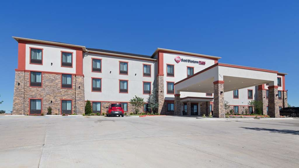 Best Western Plus Wewoka Inn & Suites - Exterior