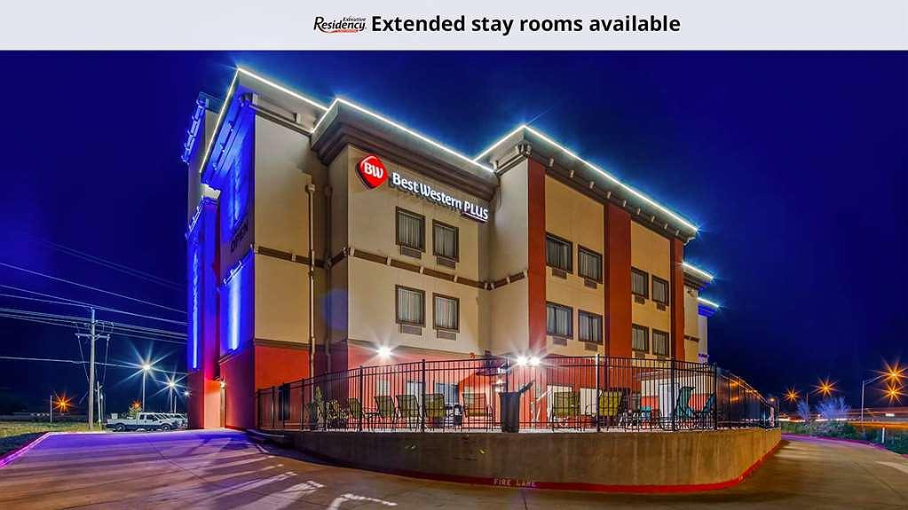 Best Western Plus Executive Residency Elk City - Vista exterior