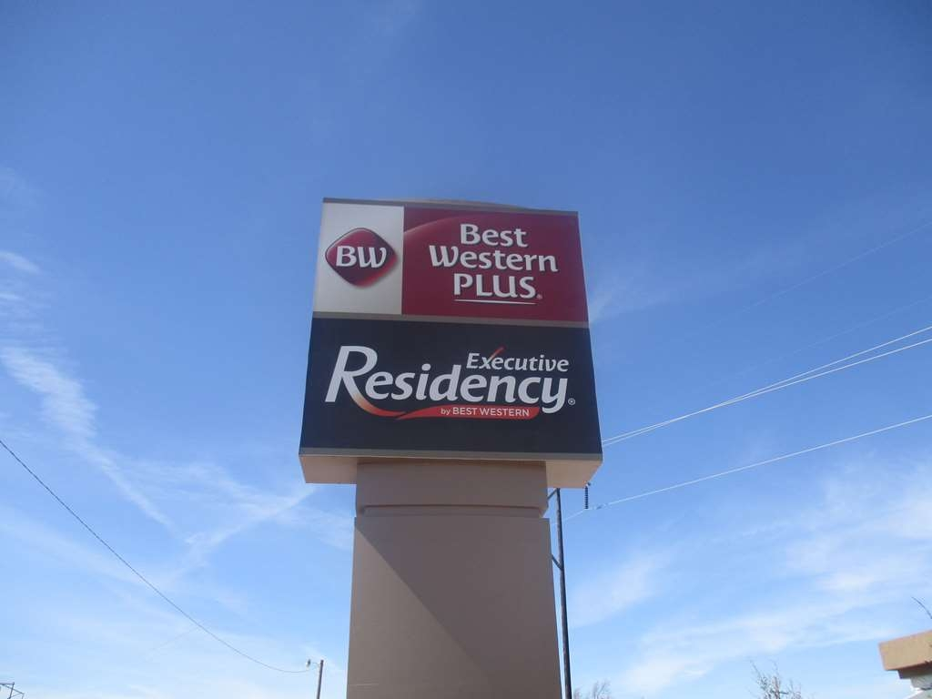 Best Western Plus Executive Residency Elk City - Exterior