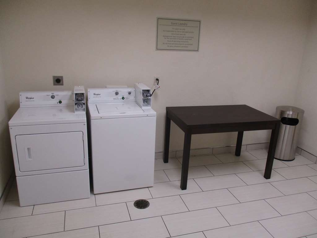Best Western Plus Executive Residency Elk City - Guest Laundry Facility