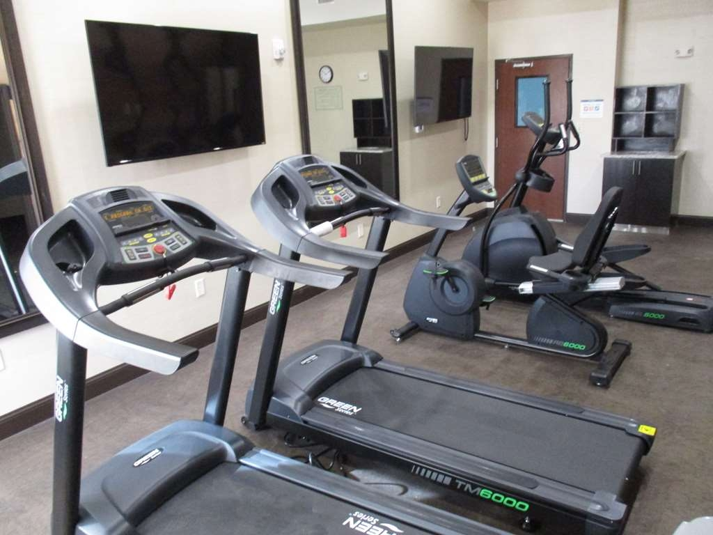 Best Western Plus Executive Residency Elk City - Fitness Center
