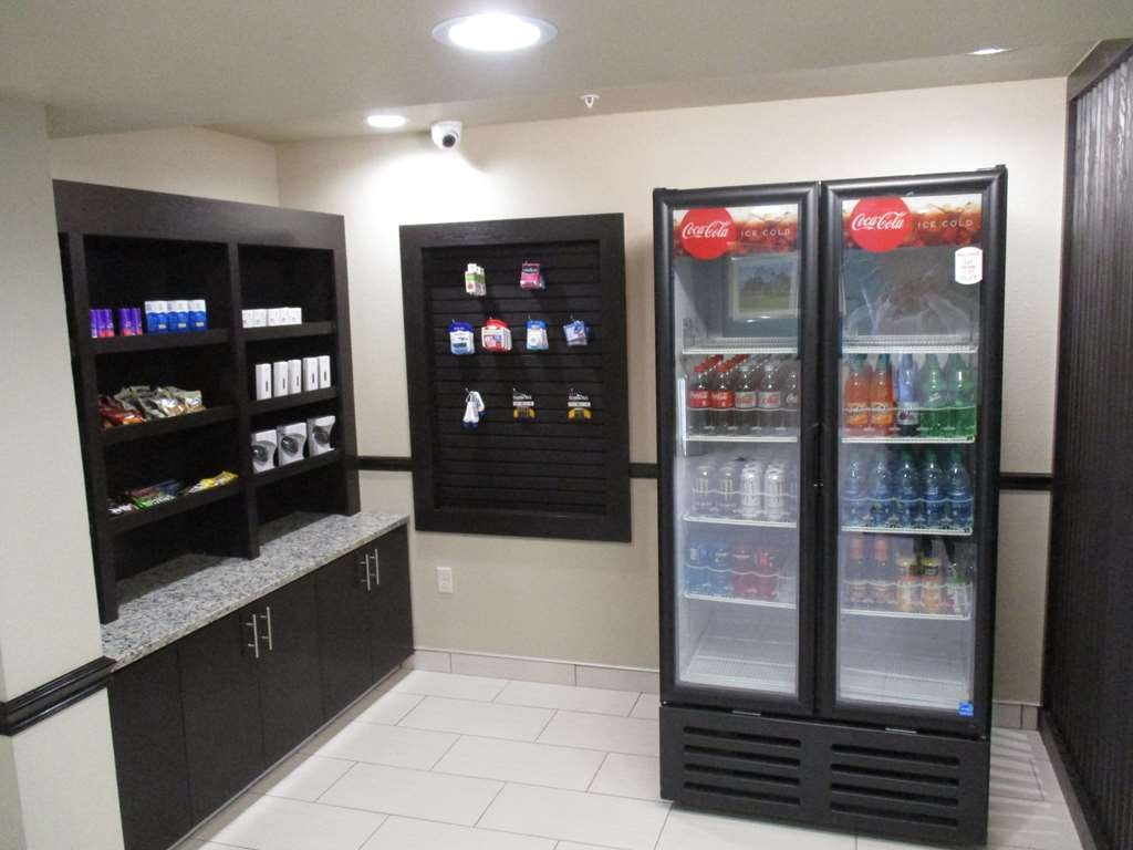 Best Western Plus Executive Residency Elk City - Vending Machines