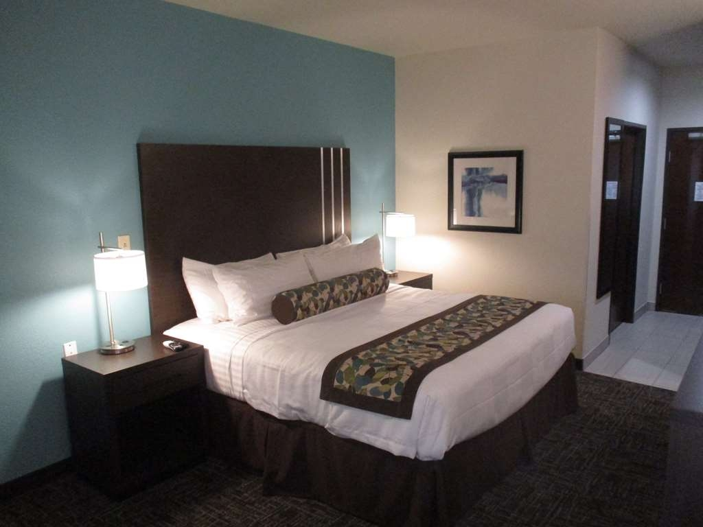 Best Western Plus Executive Residency Elk City - King Guest Room