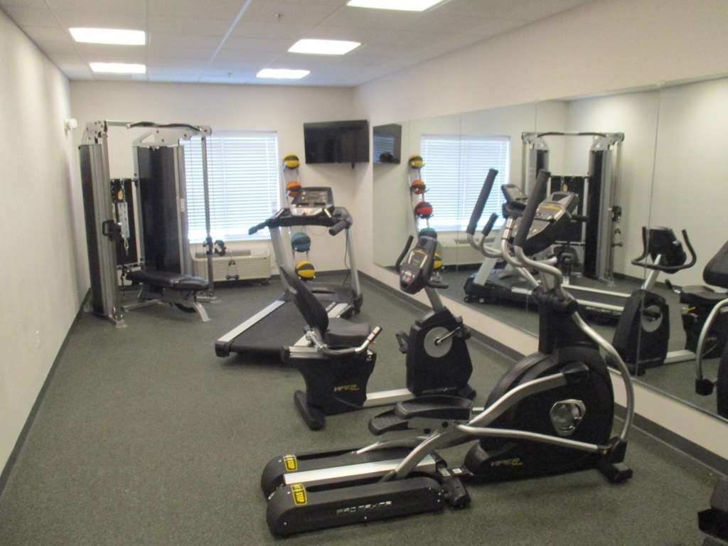 Best Western Plus Pauls Valley - Exercise Facility
