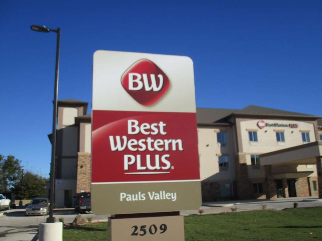 Best Western Plus Pauls Valley - Außenansicht