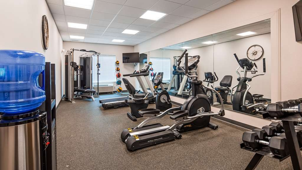 Best Western Plus Pauls Valley - Fitnessstudio