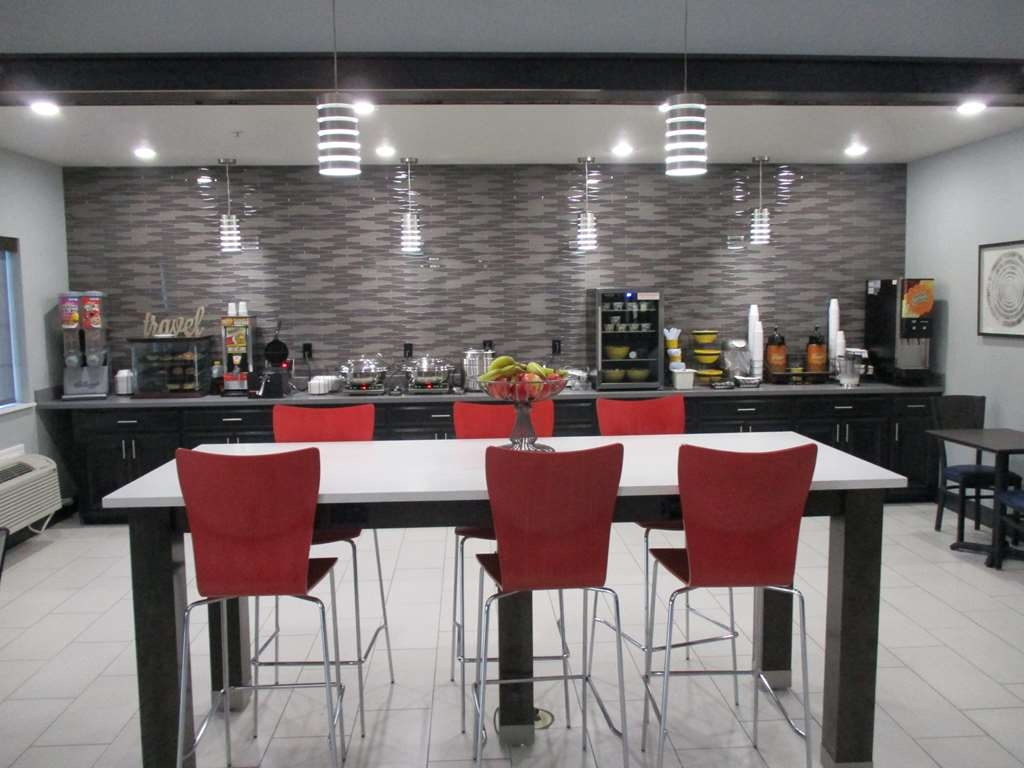 Best Western Atoka Inn & Suites - Restaurant / Gastronomie