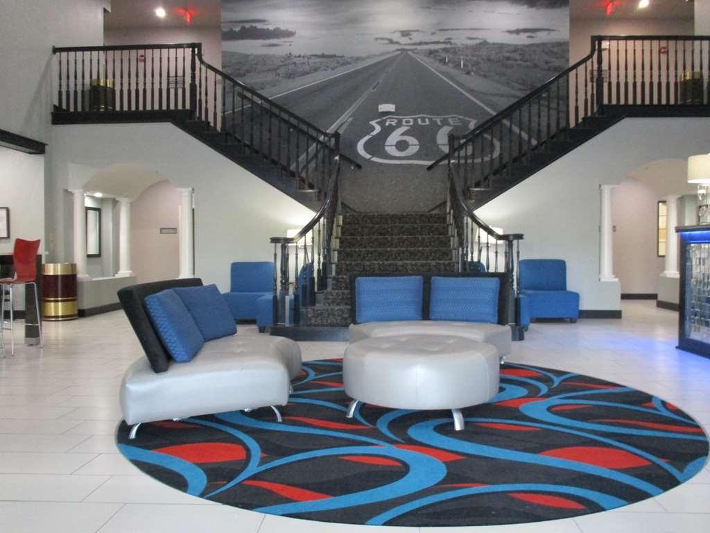 Best Western Atoka Inn & Suites - Lobby