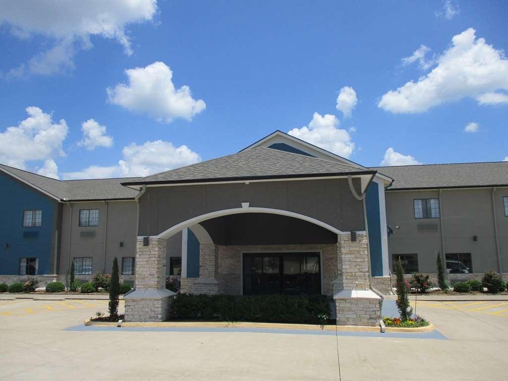 Best Western Atoka Inn & Suites - Außenansicht