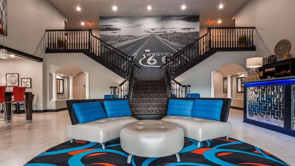 Best Western Atoka Inn & Suites - Lobby view