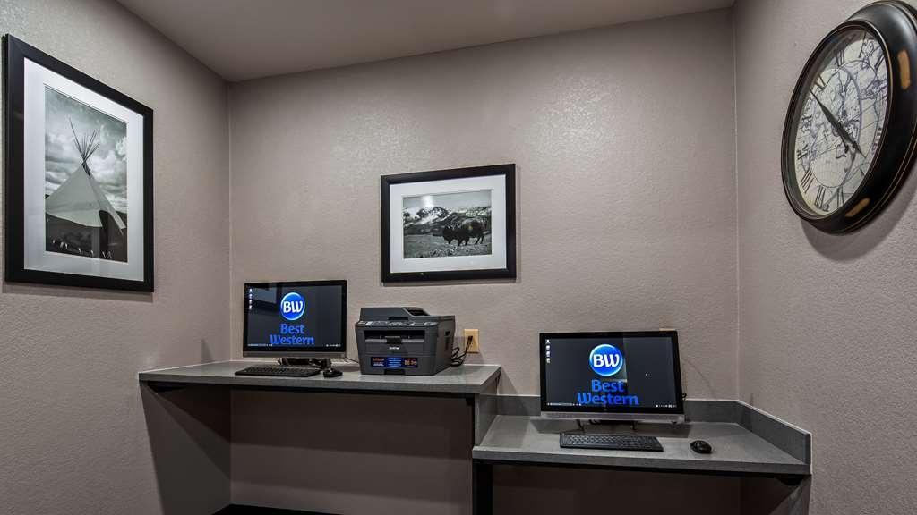 Best Western Atoka Inn & Suites - Geschäft-zentrum