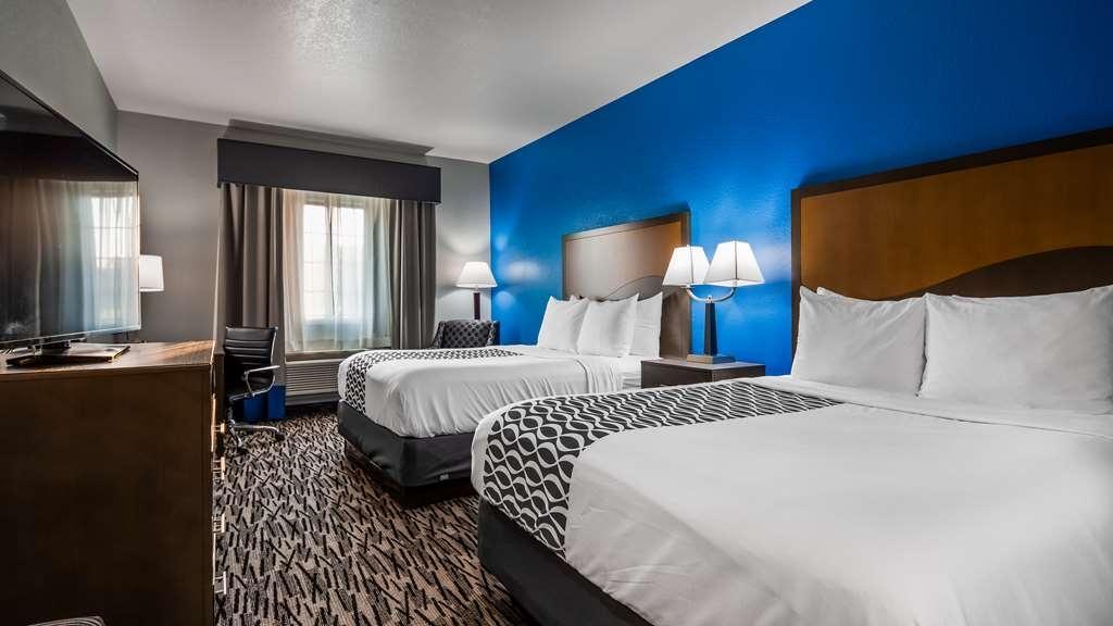 Best Western Atoka Inn & Suites - Gästezimmer/ Unterkünfte