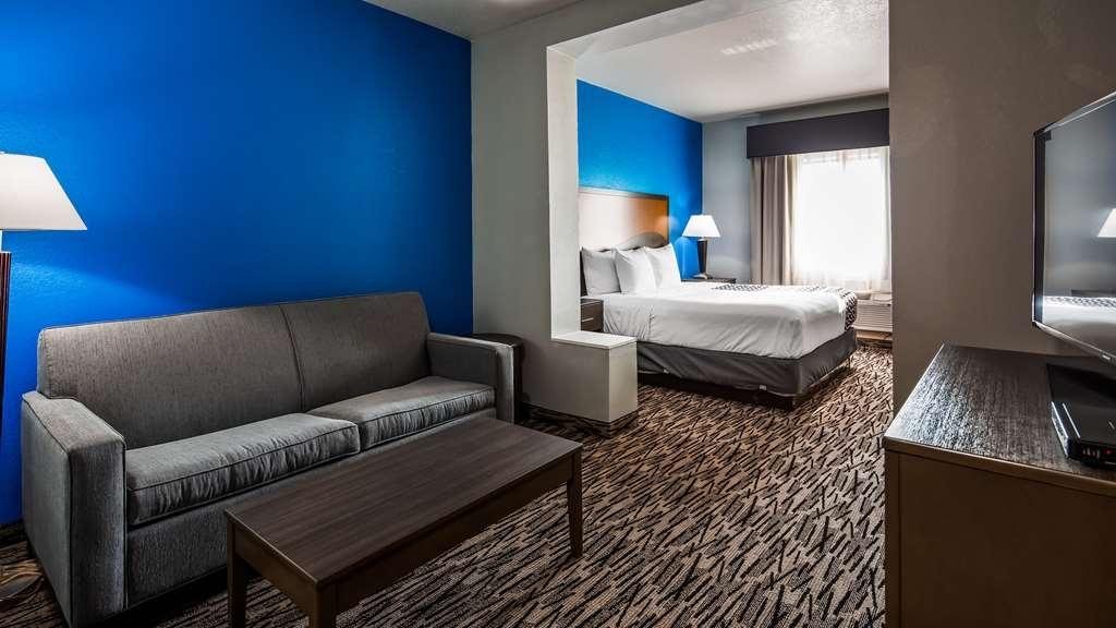 Best Western Atoka Inn & Suites - Suite