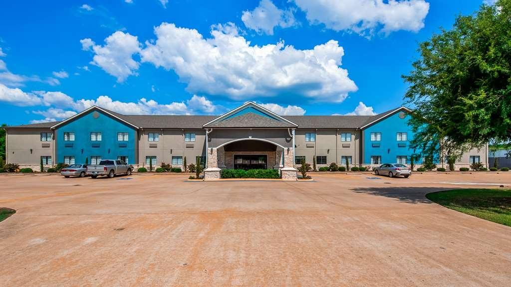 Best Western Atoka Inn & Suites - Vista Exterior