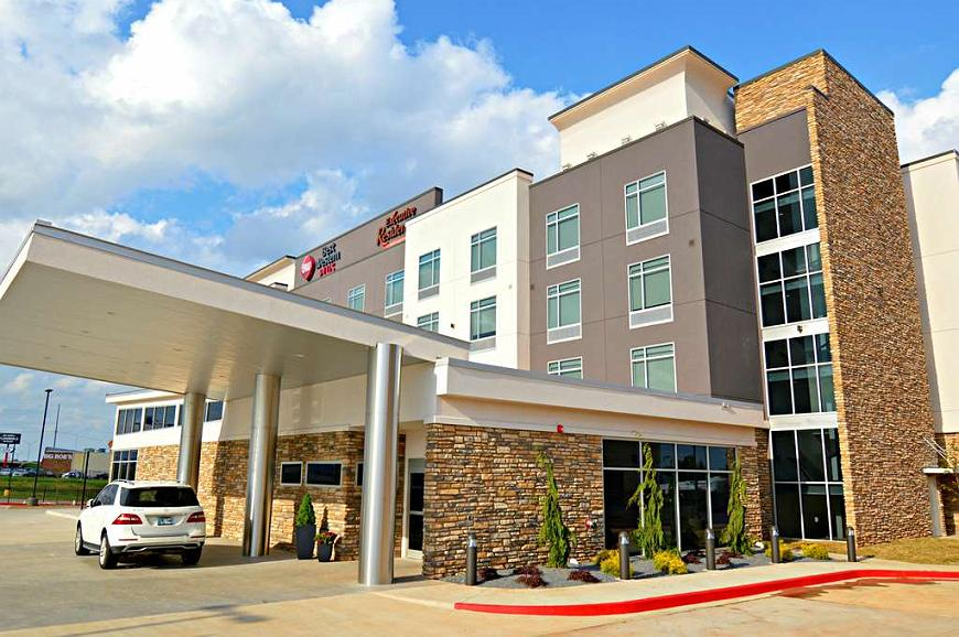 Best Western Plus Executive Residency Oklahoma City I-35 - Area esterna