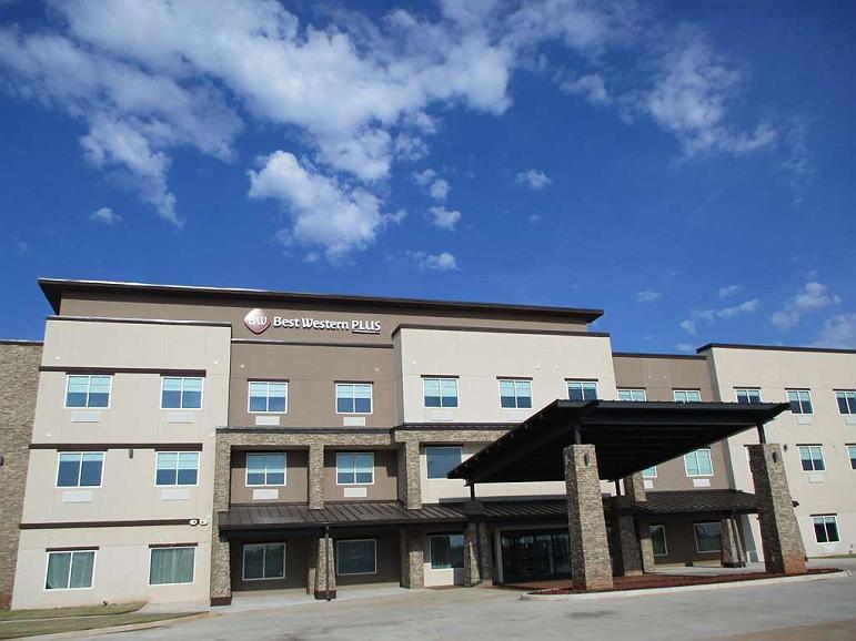 Best Western Plus Chickasha Inn - Vista exterior