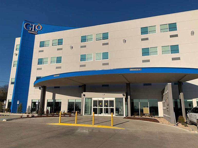 GLo Best Western Tulsa East Route 66 - Area esterna