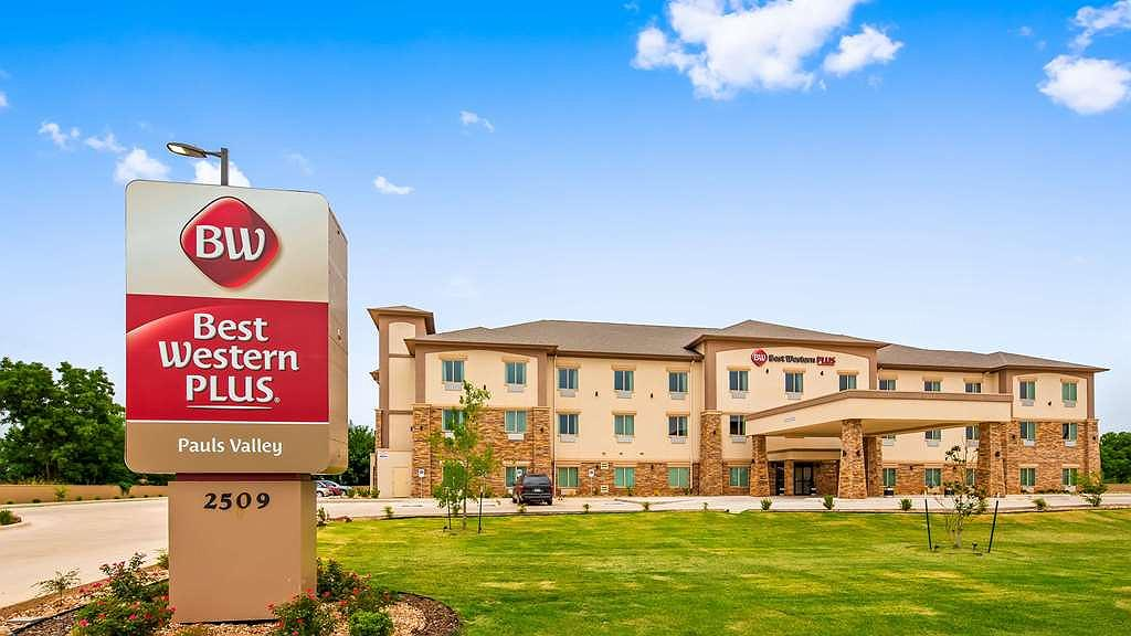 Best Western Plus Pauls Valley - Vista exterior