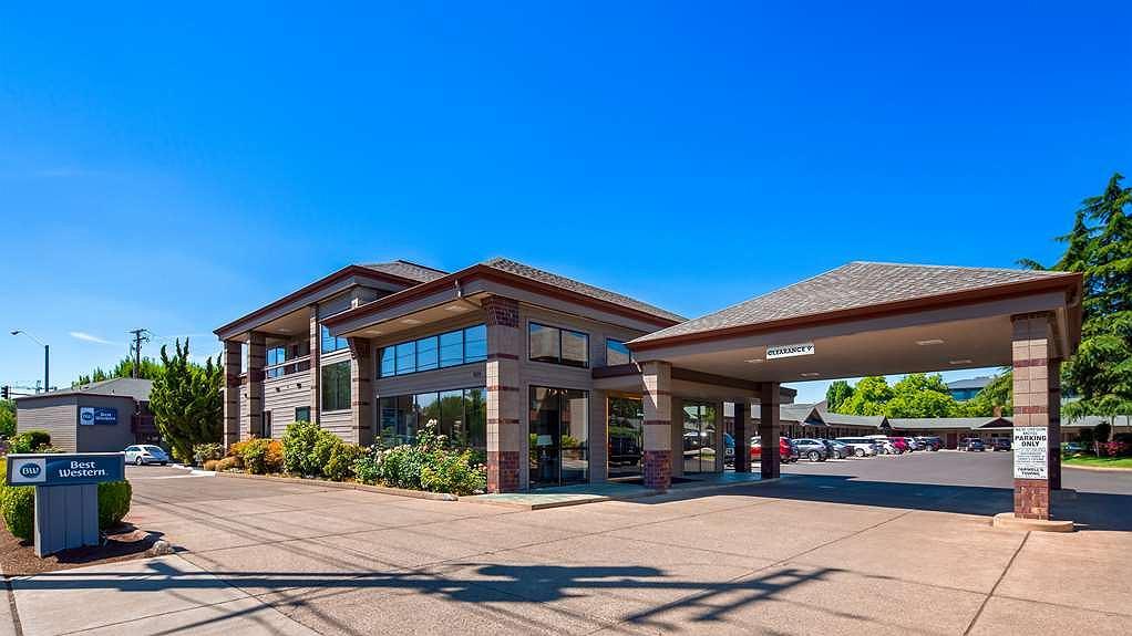 Best Western New Oregon - Aussenansicht