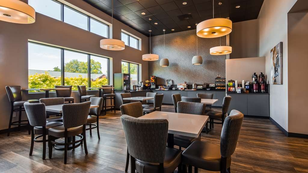 Best Western New Oregon - Restaurante/Comedor