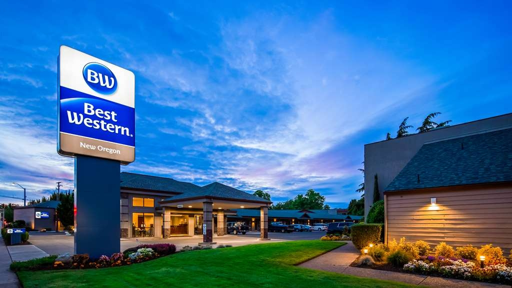 Best Western New Oregon - Vista Exterior