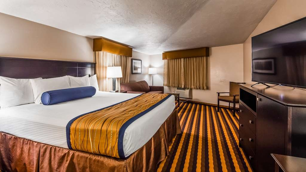 Best Western New Oregon - Guest room