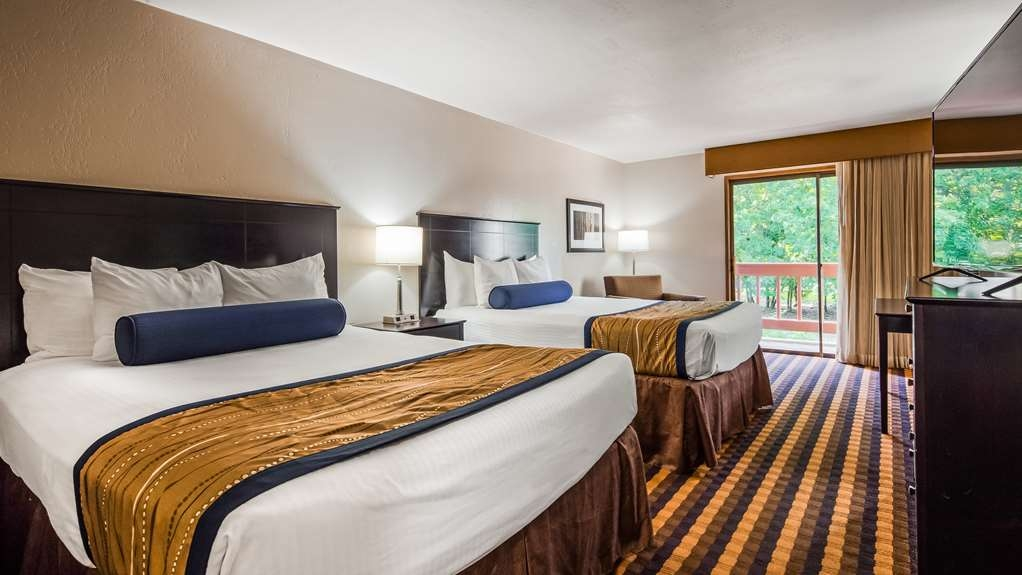 Best Western New Oregon - Family Suite