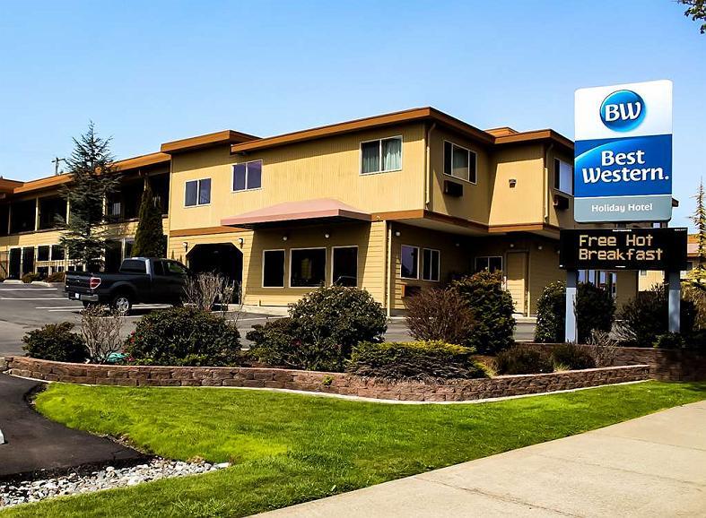Best Western Holiday Hotel - Vista exterior