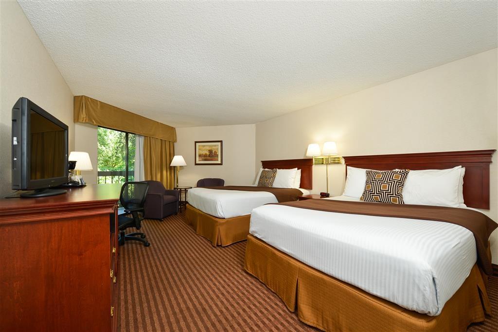 Best Western Greentree Inn - Habitaciones/Alojamientos