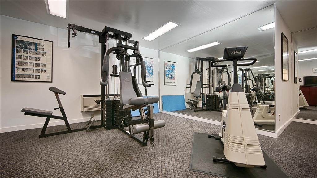 Best Western Greentree Inn - Centro fitness