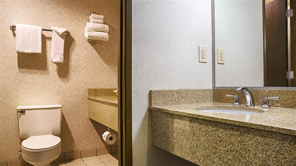 Best Western Greentree Inn - Bagno