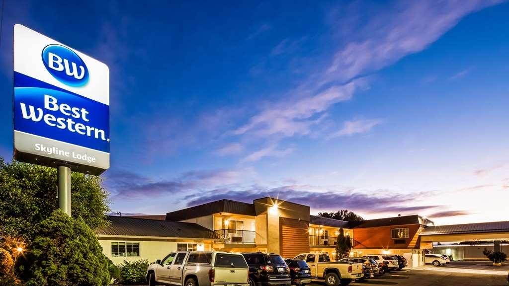 Best Western Skyline Motor Lodge - Außenansicht