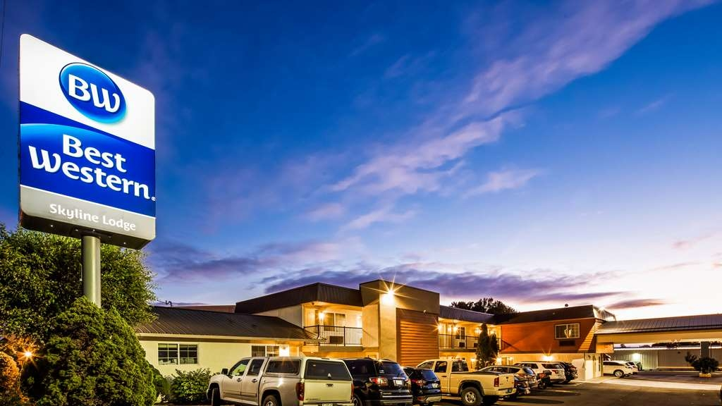 Best Western Skyline Motor Lodge - Façade