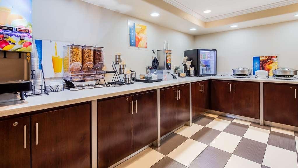 Best Western Skyline Motor Lodge - Restaurant / Gastronomie