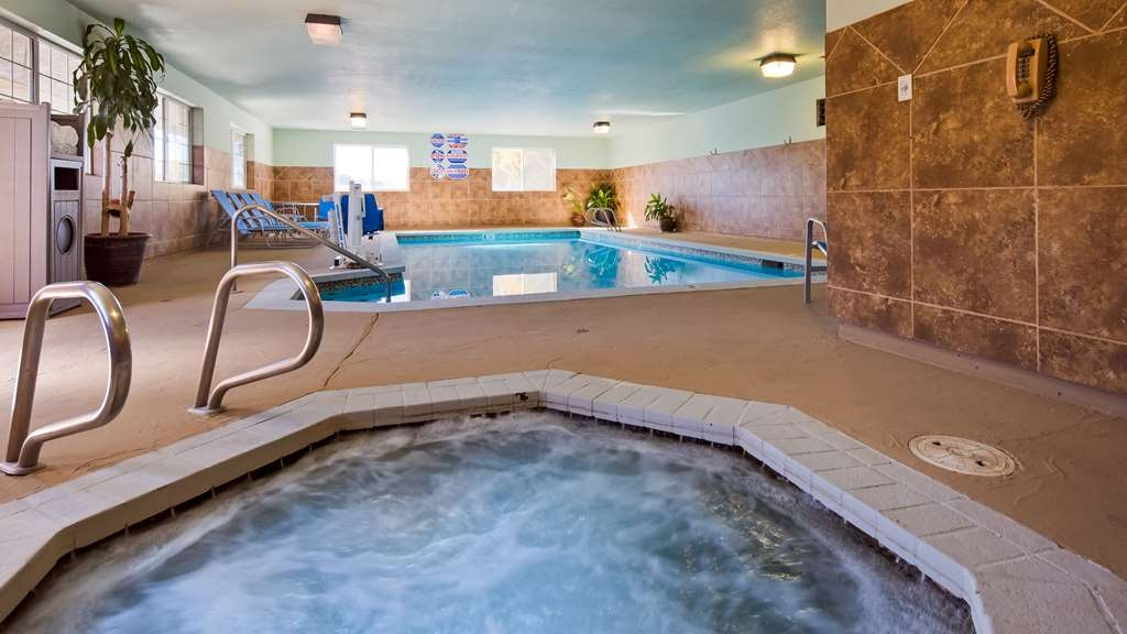 Best Western Skyline Motor Lodge - Piscina