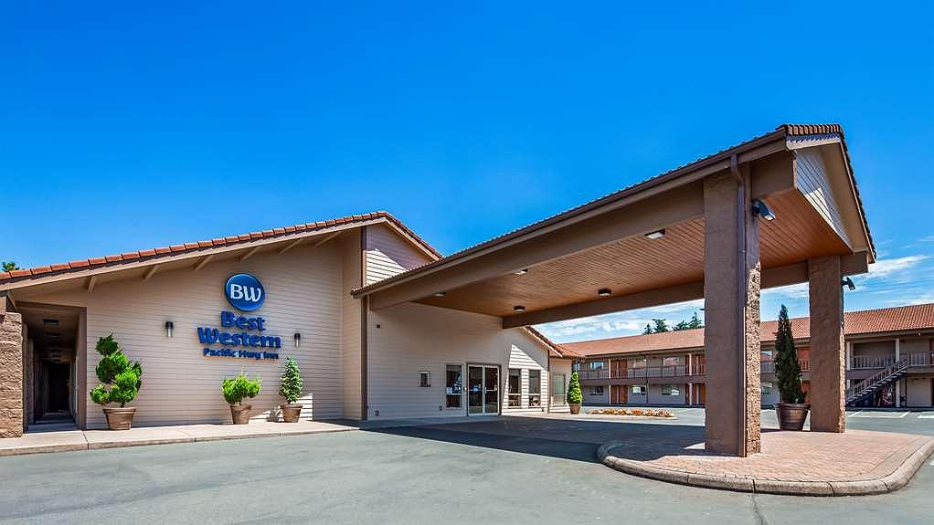 Best Western Pacific Highway Inn - Vista exterior