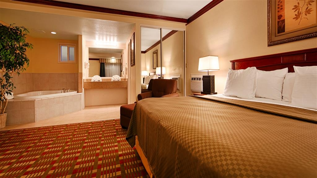 Best Western Garden Villa Inn - All of our rooms include flat screen televisions with DirectTV, Encore & Starz.