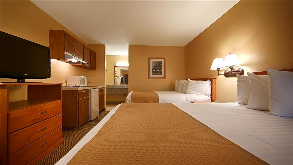 Best Western Oakridge Inn - Chambres / Logements