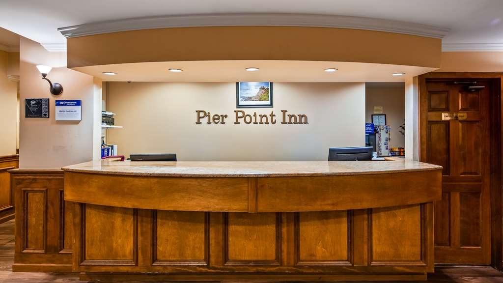 Best Western Pier Point Inn - Hall