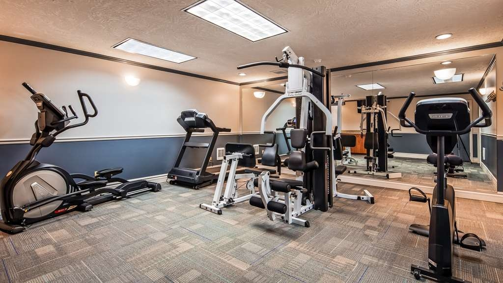 Best Western Pier Point Inn - Fitnessstudio
