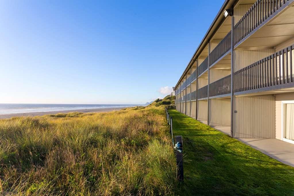 Best Western Plus Lincoln Sands Oceanfront Suites - côté extérieur