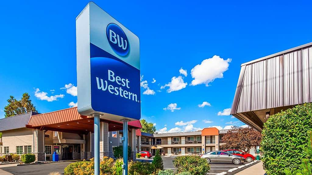 Best Western John Day Inn - Area esterna