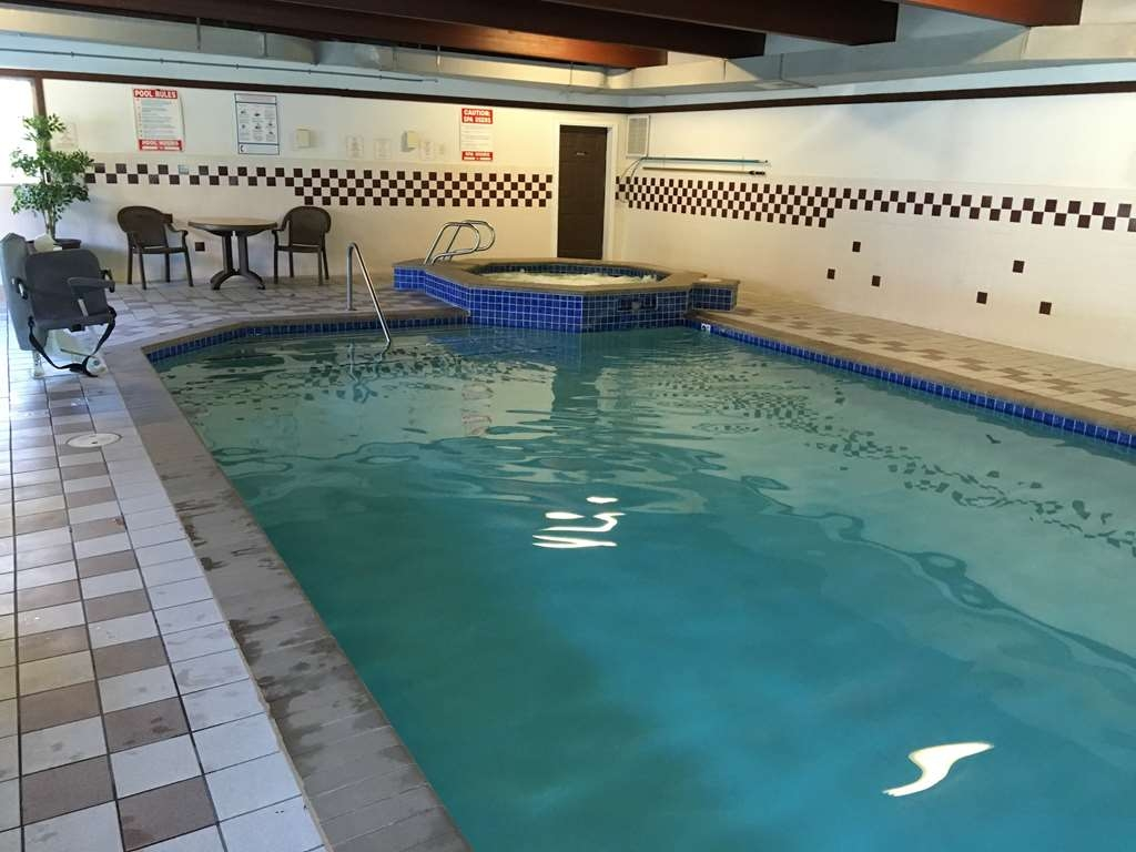 Best Western John Day Inn - Vista de la piscina