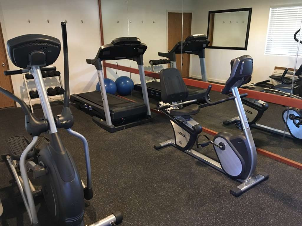 Best Western John Day Inn - exercise chambre