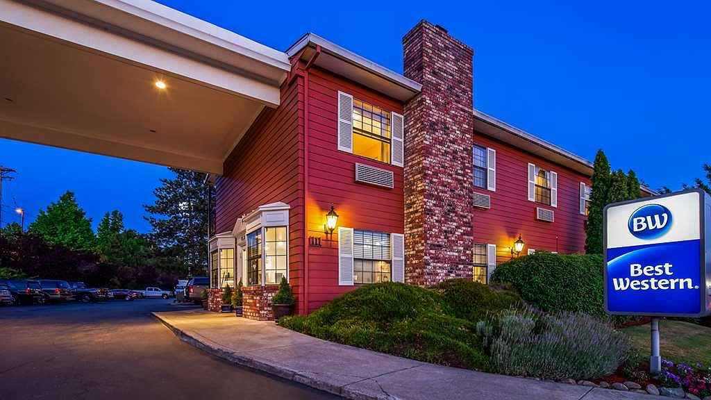 Best Western Grants Pass Inn - Exterior Night