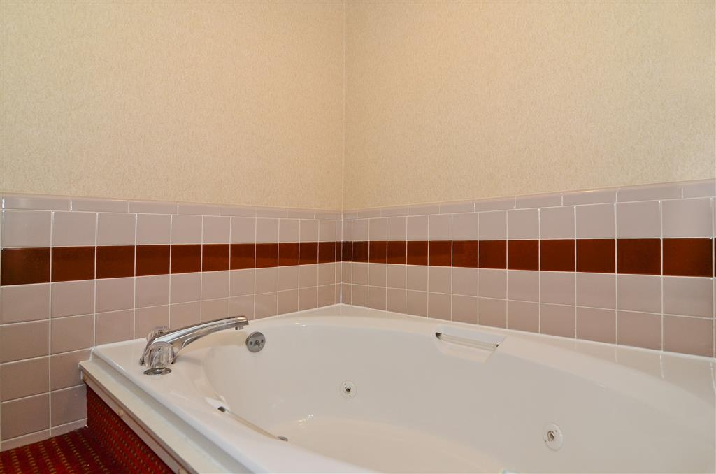 Best Western Grants Pass Inn - Cuarto de baño de clientes