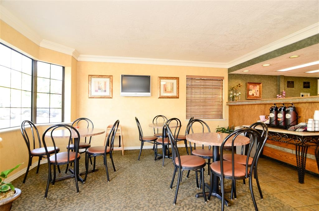 Best Western Grants Pass Inn - Restaurante
